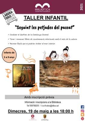Cartell BiblioLab Geoparc pintures rupestres.jpg