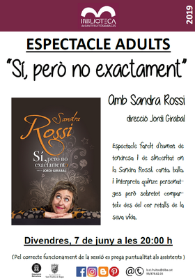 cartell espectacle sandra rossi.PNG