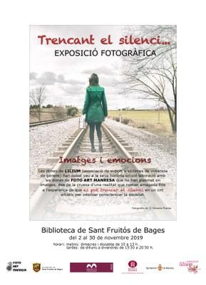 CARTELL_LILIUM  biblioteca  Sant Fruitós.jpg