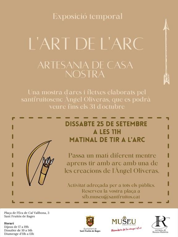 CARTELL PRORROGA EXPOSICIÓ L'ART DE L'ARC.jpg