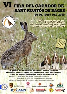 Cartell fira caçador 2019.jpg