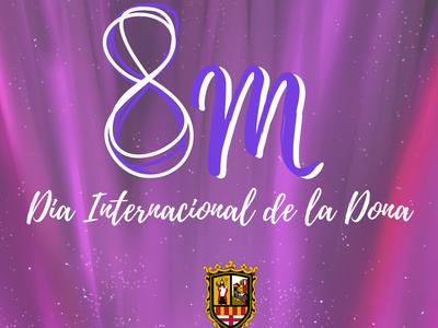 8M - Dia Internacional de la Dona