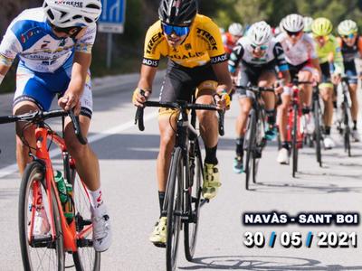 Afectacions a la circulació en motiu de la Cursa Ciclista del Llobregat