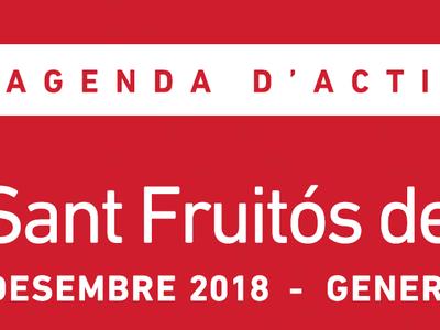 Agenda d'activitats Desembre'2018-Gener'2019