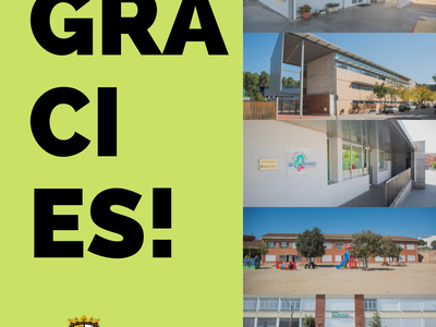 AGRAÏMENT COMUNITAT EDUCATIVA DE SANT FRUITÓS DE BAGES CURS 2020-2021