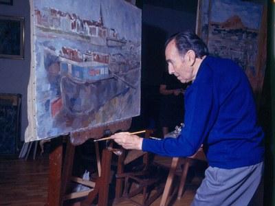 Alfred Figueras és proclamat Santfruitosenc il·lustre