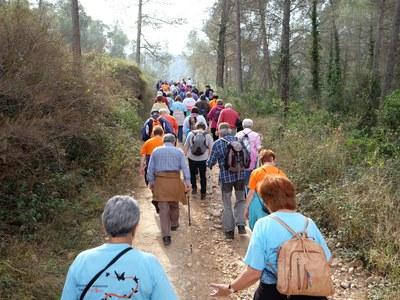 Caminada a Corbera de Llobregat