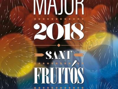 Del 26 de juny al 2 de juliol Sant Fruitós de Bages viurà la seva Festa Major d'estiu