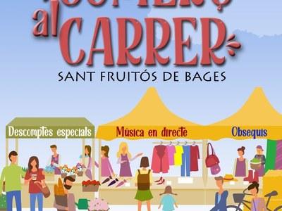 El comerç de Sant Fruitós de Bages surt al carrer amb una matinal de descomptes i promocions