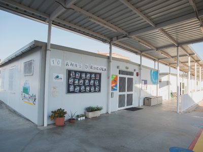 El Departament d'Educació presenta l'avantprojecte de nova construcció de l'escola Pla del Puig
