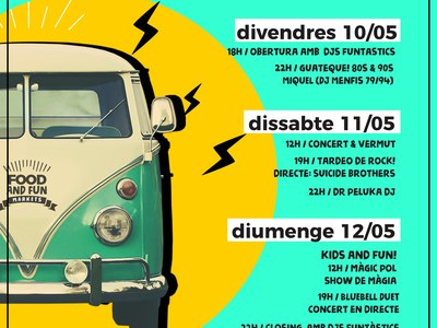 """El festival """"Food and Fun"""" fa parada a Sant Fruitós de Bages aquest cap de setmana"""