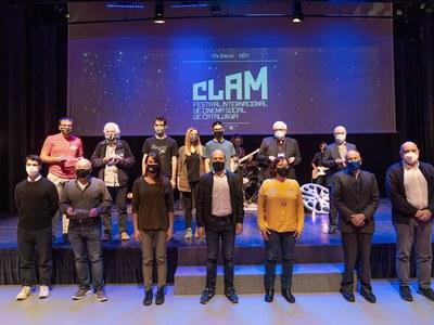 El Festival Clam tanca la 17a edició amb deu dies de cinema i activitats paral·leles