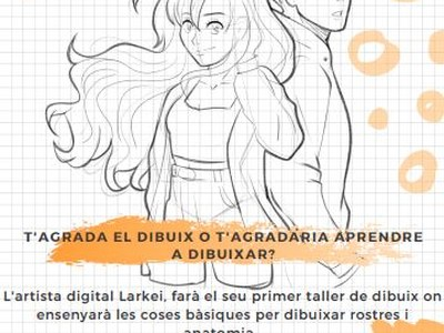 El NexeJove organitza un taller gratuït de dibuix