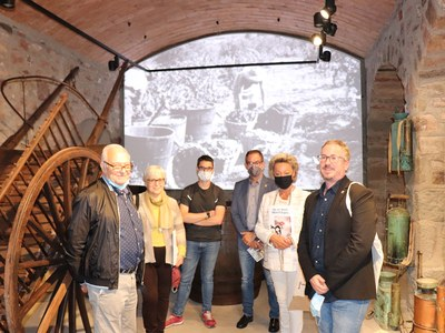 El nou Museu Municipal de Sant Fruitós de Bages està apunt per obrir portes a la ciutadania