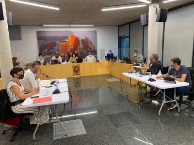 El Ple de l'Ajuntament de Sant Fruitós de Bages aprova atorgar una subvenció extraordinària per a reactivar el teixit empresarial del municipi