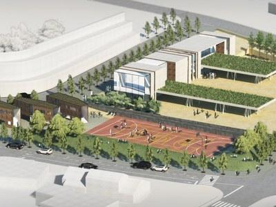 El Ple municipal aprova la modificació del planejament que permetrà desenvolupar la zona de l'Hostal Pineda