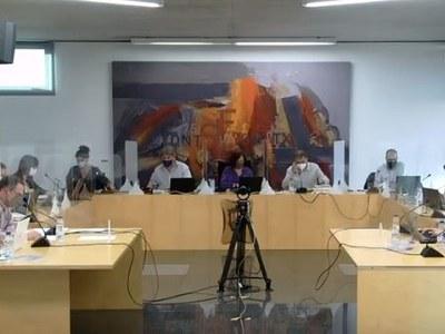 El Ple municipal es posiciona en contra de la implantació d'instal·lacions d'energies renovables en sòls no urbanitzables
