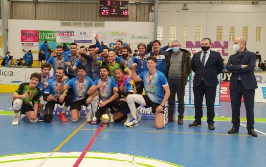 Imatge de la Reial Federación Española de Voleibol