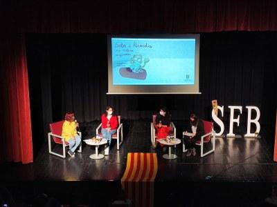 """El Teatre Casal Cultural acull la presentació del llibre """"Sala i Ricardis, una història confinada"""""""