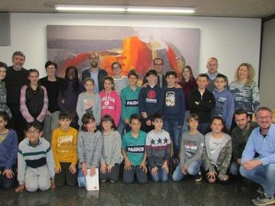 Els nens i nenes de Sant Fruitós constitueixen el Consell d'Infants del municipi