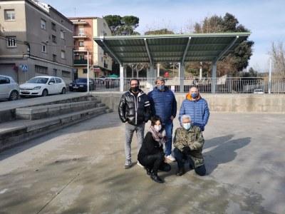 Els veïns i veïnes de Torroella de Baix ja disposen de wifi gratuït en el marc del projecte europeu wifi-4EU