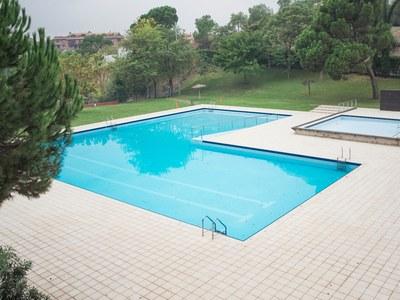 Encara hi ha disponibles abonaments per a les piscines municipals de Sant Fruitós de Bages