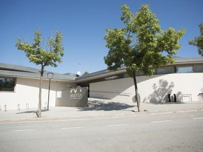 Es permet l'accés limitat a la Biblioteca Municipal de Sant Fruitós de Bages a partir d'aquest dimecres 3 de juny