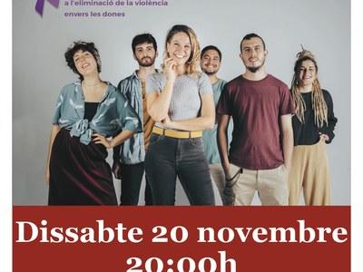 Es posen a la venda les entrades pel concert de Mabel Flores a Sant Fruitós de Bages