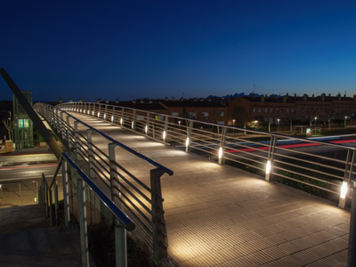 Es rebaixa la potència elèctrica contractada al municipi gràcies a la lluminària LED