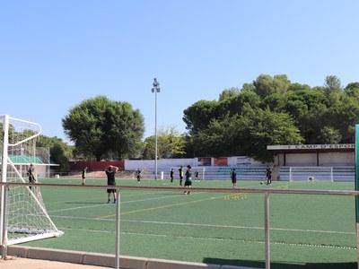 Es reprenen les activitats esportives a Sant Fruitós de Bages amb totes les mesures de prevenció necessàries