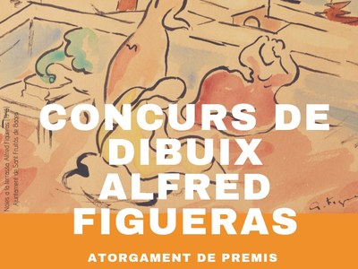 """Èxit de participació en el concurs de dibuix """"Alfred Figueras"""""""