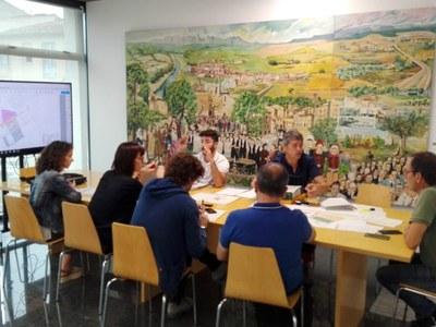 L'Ajuntament de Sant Fruitós de Bages activa l'inici del procés de licitació dels projectes del nou pavelló d'esports i la urbanització de l'entorn
