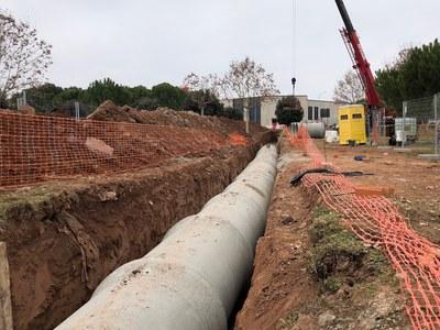 L'Ajuntament de Sant Fruitós de Bages aprova destinar 271.213,02€ en 30 actuacions en el pla anual de millores de les instal·lacions d'aigua i clavegueram