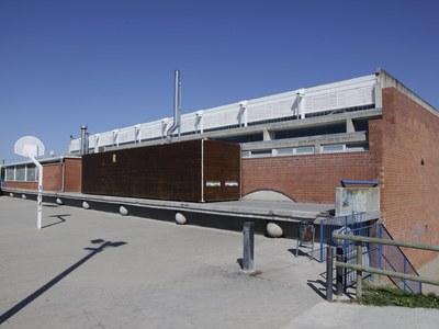 L'Ajuntament de Sant Fruitós de Bages cedeix el Pavelló d'Esports Municipal al cos dels Bombers de la Generalitat
