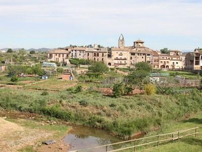 L'Ajuntament de Sant Fruitós de Bages comunica que l'aigua provinent del Riu d'Or ja és apte pel regadiu