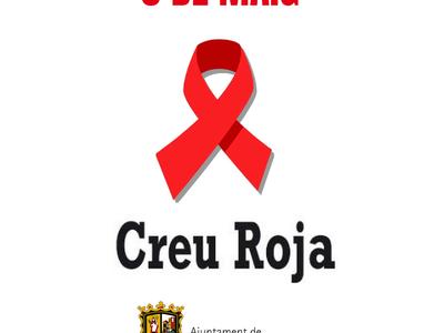 L'Ajuntament de Sant Fruitós de Bages dóna suport a Creu Roja en el Dia Mundial de l'organització