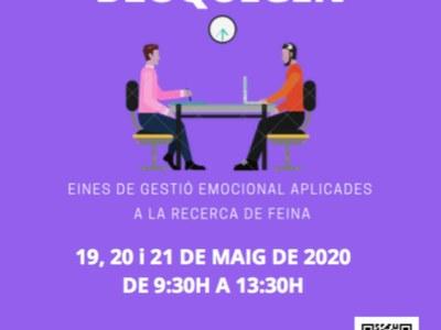 L'Ajuntament de Sant Fruitós de Bages programa un curs en línia per donar eines en  la recerca de feina