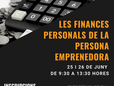 L'Ajuntament de Sant Fruitós de Bages programa un curs en línia per a millorar la gestió econòmica de les persones emprenedores