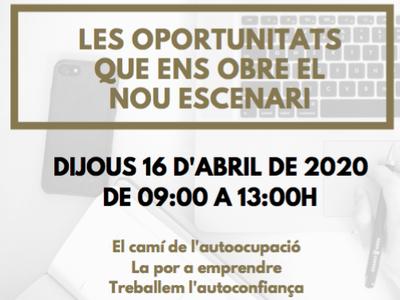 L'Ajuntament de Sant Fruitós de Bages programa un taller en línia gratuït per a emprenedors i autònoms