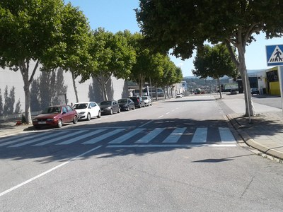 L'Ajuntament de Sant Fruitós de Bages realitzarà millores en l'asfalt i la senyalització dels carrers dels polígons i col·locarà càmeres lectores per augmentar la seguretat