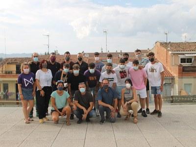 L'Ajuntament de Sant Fruitós de Bages reconeix les fites esportives aconseguides pels esportistes del municipi