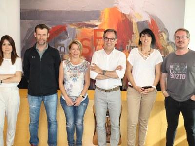 L'Alcalde de Sant Fruitós de Bages aprova el nou cartipàs municipal pel mandat 2019-2023