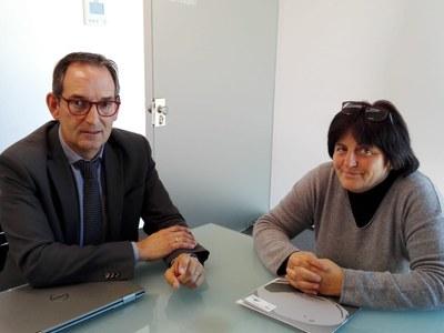 L'Escola Pla del Puig s'adhereix al projecte d'estalvi energètic Euronet 50/50