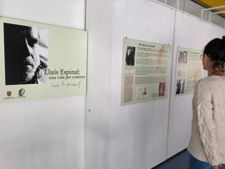 Exposició Lluís Espinal