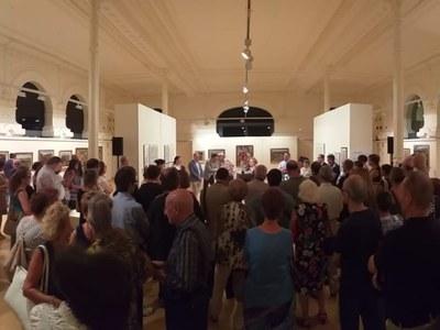 L'exposició del 120è Aniversari d'Alfred Figueras fa parada al Casino de Manresa