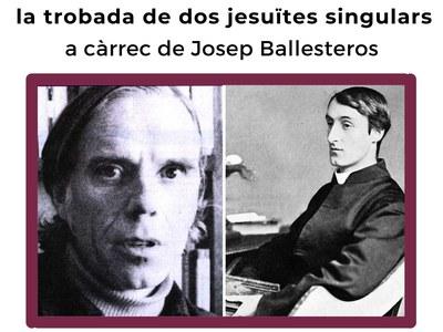 La Biblioteca acull una conferència sobre la poesia dels jesuïtes Lluís Espinal i Gerard M. Hopkins