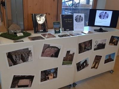 La Biblioteca acull una mostra sobre l'art romànic del Bages