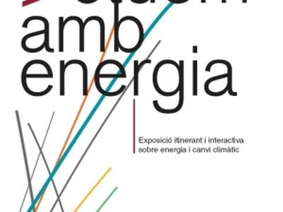 La Biblioteca de Sant Fruitós acull una exposició sobre temes energètics