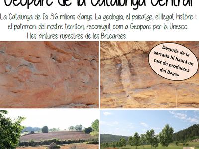 La biblioteca municipal acollirà una xerrada per conèixer el Geoparc de la Catalunya Central