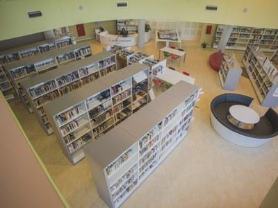 La Biblioteca Municipal reinicia a partir del dimecres 20 de maig el servei de préstec i devolució de documents i llibres